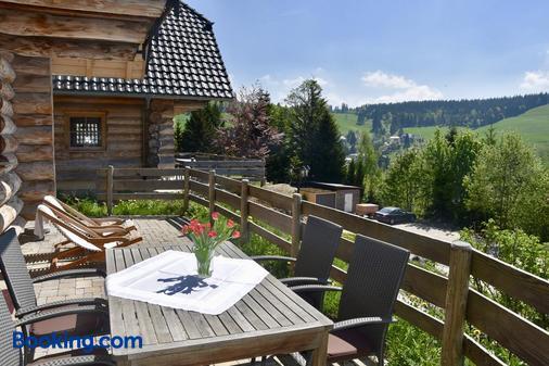 Hotel & Chalets Herrihof - Todtnau - Balcony
