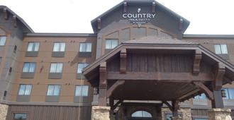 Country Inn & Suites By Radisson, Glacier Lodge, MT - Kalispell