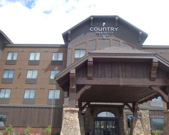 Country Inn & Suites By Radisson, Glacier Lodge, MT - Kalispell - Building