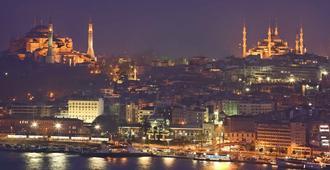 Novotel Istanbul Karakoy - Istambul - Vista externa