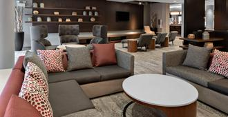 Courtyard By Marriott Raleigh North/Triangle Town Center - ראליי - טרקלין
