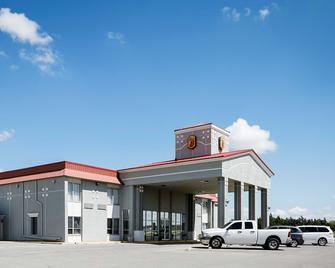 Super 8 by Wyndham Elk City - Elk City - Gebouw