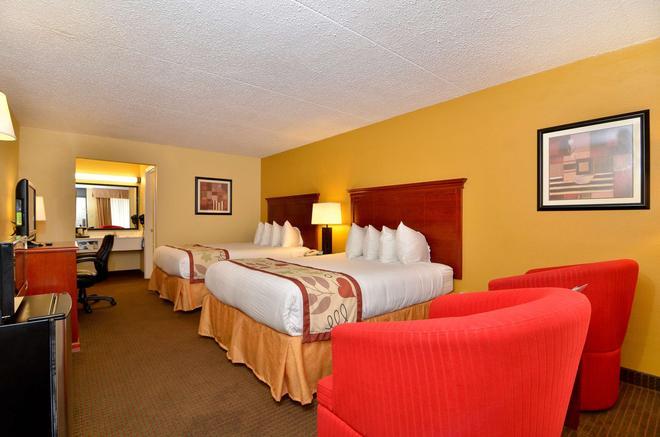 Best Western Corbin Inn - Corbin - Bedroom