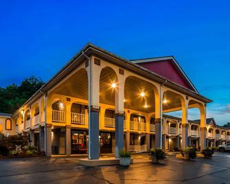 Best Western Corbin Inn - Corbin - Gebouw