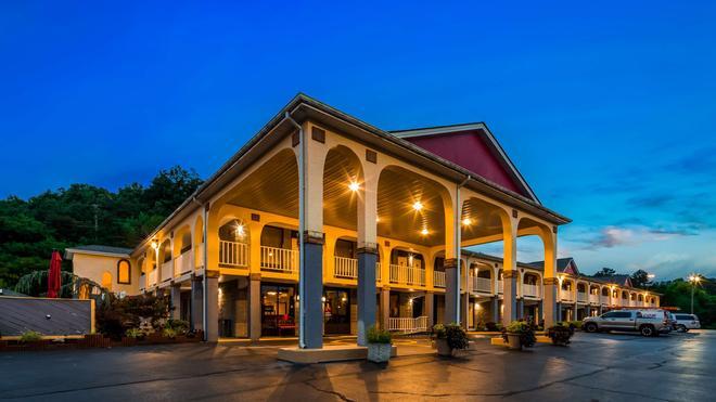Best Western Corbin Inn - Corbin - Building