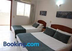 Hotel Tayrona Rodadero - Santa Marta - Κρεβατοκάμαρα