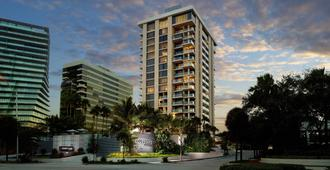 Courtyard by Marriott Miami Coconut Grove - Miami - Rakennus