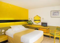 Hôtel Urbain V - Менде - Спальня