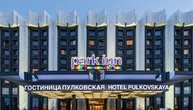 Park Inn by Radisson Pulkovskaya Hotel & Conferenc - Saint Petersburg - Building