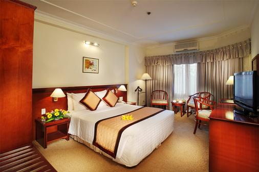 First Hotel - Ho Chi Minh City - Κρεβατοκάμαρα