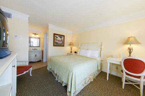 The Bayfront Inn - St. Augustine - Bedroom