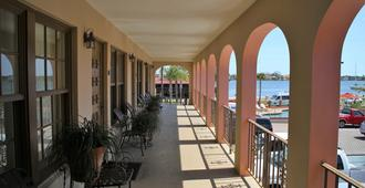 The Bayfront Inn - St. Augustine - Edificio