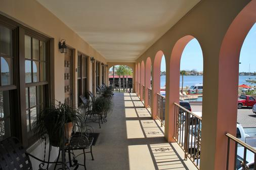 The Bayfront Inn - St. Augustine - Building