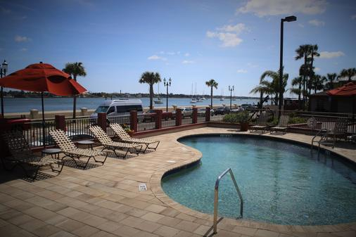 The Bayfront Inn - St. Augustine - Pool
