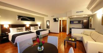 Marriott Executive Apartments Panama City, Finisterre - Panama City - Soverom