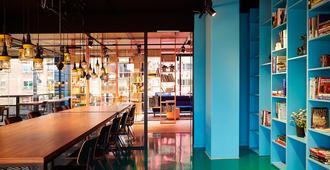 The Student Hotel Eindhoven - איינדהובן - לובי