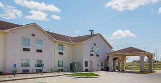 Motel 6 Omaha - IAT West - Omaha - Building