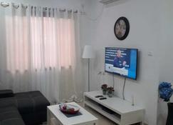 Kav Apartments - Ben Yehuda Street - Tel Aviv - Olohuone