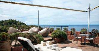 Mezzatorre Hotel & Thermal Spa - Ischia - Balkon