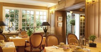 Hôtel de Varenne - פריז - מסעדה
