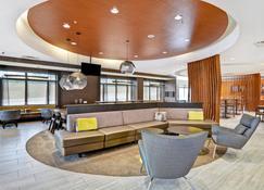 SpringHill Suites by Marriott Cincinnati Midtown - Cincinnati - Lounge