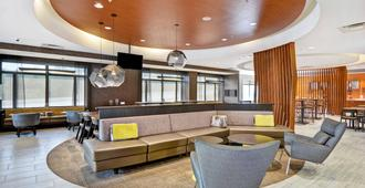 SpringHill Suites by Marriott Cincinnati Midtown - סינסינטי - טרקלין