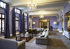 阿雷基帕利博塔德爾酒店 - 阿雷基帕 - 阿雷基帕 - 休閒室