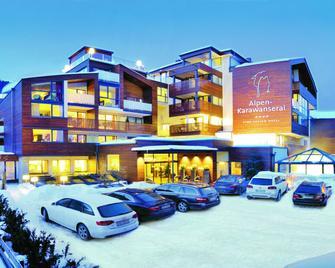 Alpen Karawanserai Time Design Hotel - Hinterglemm - Building