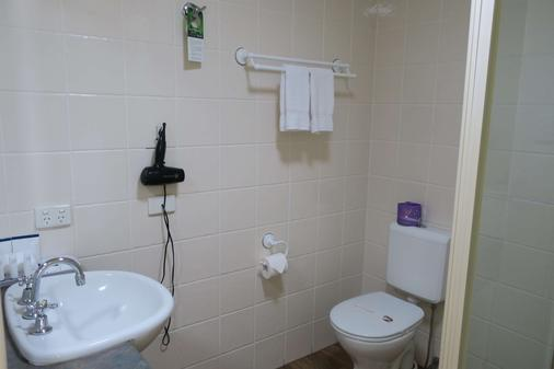 Best Western Caboolture Central Motor Inn - Caboolture - Bathroom