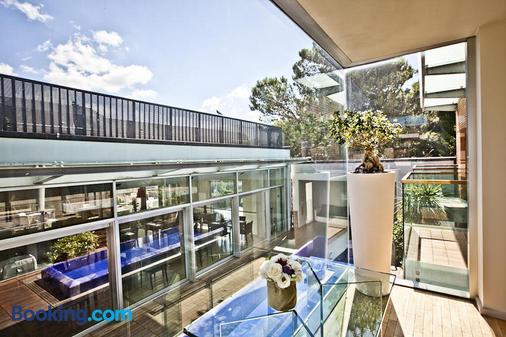 Dal Moro Gallery Hotel - Assisi - Balcony