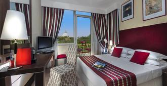 Cardinal Hotel St Peter - רומא - חדר שינה