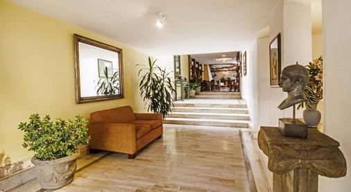 Hotel Excelsior Bogotá - Bogotá - Front desk