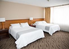 Hotel Excelsior Bogotá - Bogotá - Bedroom