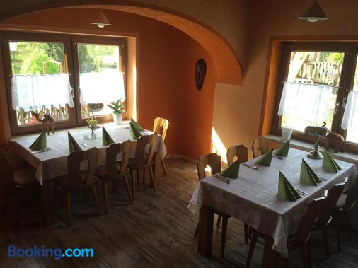 Gasthaus Alter Bahnhof - Langsur - Restaurant