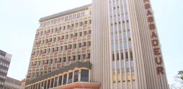 Hotel Ambassadeur - Nairobi - Building