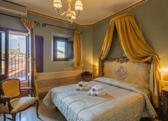 I Portici Boutique Hotel - Arezzo - Makuuhuone