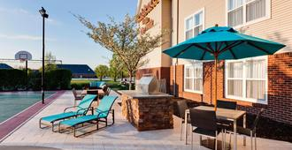 Residence Inn by Marriott Indianapolis - Fishers - אינדיאנאפוליס - פטיו