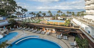羅薩瑪花園水療酒店 - 洛雷德瑪 - Canet de Mar - 游泳池