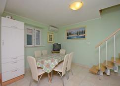 House Marija - Lastovo - Salle à manger