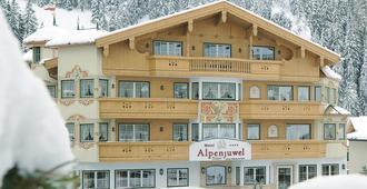 Hotel Alpenjuwel Jäger - Tux-Vorderlanersbach - Edificio