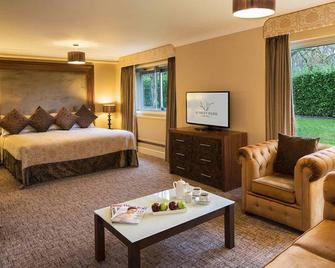 Aubrey Park Hotel - Hemel Hempstead - Bedroom