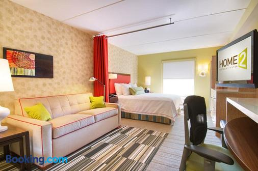 Home2 Suites by Hilton Oxford, AL - Oxford - Schlafzimmer