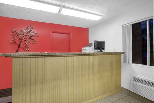 Days Inn by Wyndham, Elko - Elko - Lobby