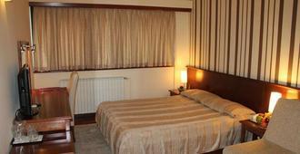 中央酒店 - 斯科普里 - 斯科皮普里 - 臥室