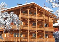 Christophorus Mountain Residence - San Vigilio di Marebbe - Edifício