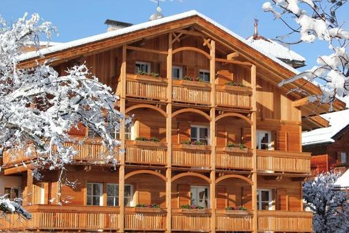 Christophorus Mountain Residence - San Vigilio di Marebbe - Toà nhà