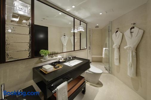 Shangri-La Hotel, Singapore - Singapura - Kamar Mandi