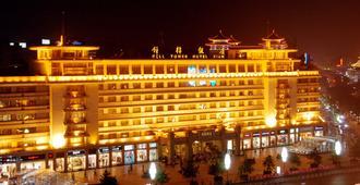 西安鐘樓飯店 - 西安 - 室外景