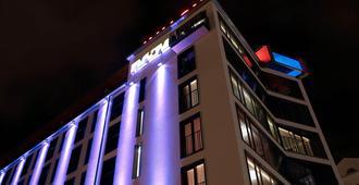 أفالون هوتل - غوتنبرغ (السويد) - مبنى