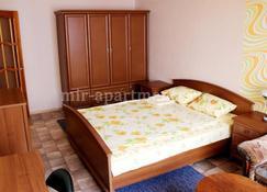 Mir Apartments - Novy Urengoy - Schlafzimmer